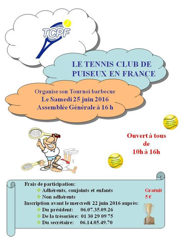 Tournoi barbecue